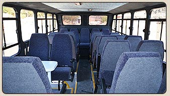 Overland Trucks > Up to 31 Seats